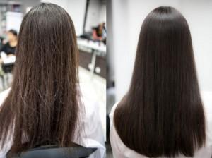 Полировка волос – качественный уход за волосами
