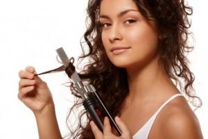 Уход и укладка вьющихся волос