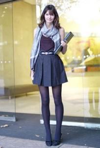 Популярные стили для молодых девушек