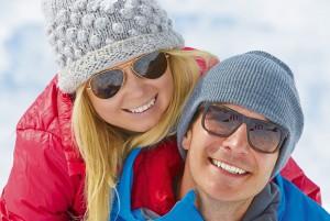 Зимнее солнце более губительно для человеческого глаза, чем летнее