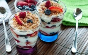 Три вкусных и полезных десерта