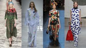 Тенденции весна-лето 2016: неделя моды в Милане