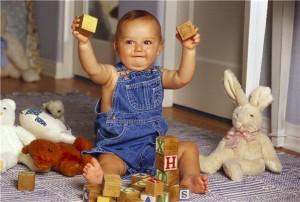 Какие игрушки нужны малышам?