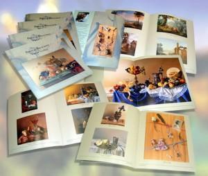 Печать открыток к Новому году