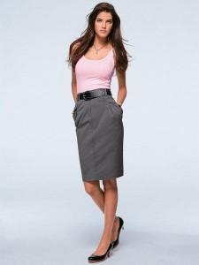 Выбор классической одежды для дам.
