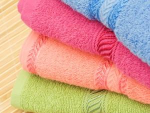 Выбор махрового полотенца