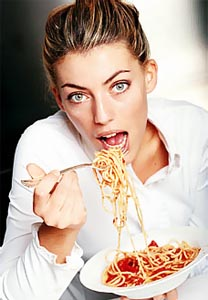 Макаронная диета для похудения