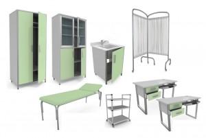 Медицинская мебель: важные критерии выбора