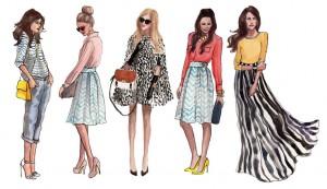 Тенденции весна-лето 2016: неделя моды в Нью-Йорке