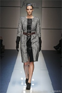 Мода осень-зима 2013-2014. Модные материалы