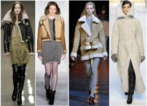 Дубленки. Модные тенденции 2013-2014