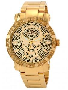 Золотые часы – утонченная нотка роскоши