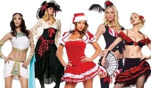 Вы уже придумали себе костюм на Новый год?