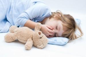 Для ребенка важен здоровый сон