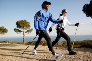 Нордическая ходьба: что, как и зачем?
