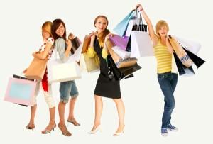 Виртуальный магазин женской одежды от популярной компании