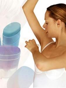 дезодорант от повышенной потливости