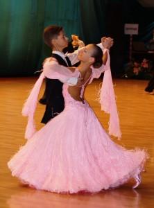 Танцы – отличное хобби для детей.