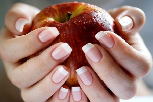 питание для крепких ногтей