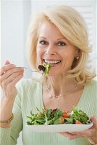 Питание женщины после 50