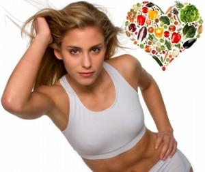 Питание во время тренировки для похудения