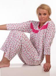 Женская пижама: любовь с первого взгляда