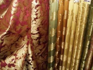 Советы для швеи. Портьерные ткани