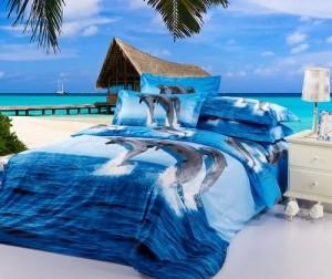 Ноу-хау в текстильной промышленности – постельное белье 3D