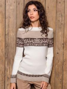 Модные свитера на зиму 2017 года
