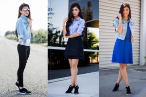 Как выбрать женские кроссовки на лето?