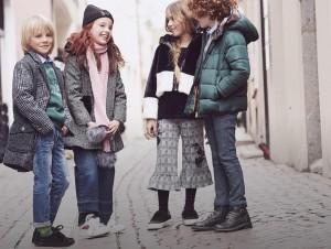 Лучшие магазины детской зимней одежды