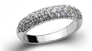 Выбор серебряного кольца по возрасту и форме руки