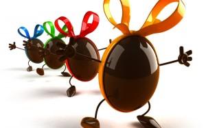 Почему стоит покупать детям шоколадные яйца?