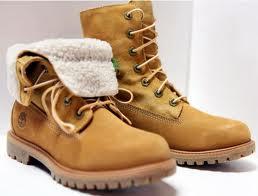Ботинки Тимберленд с приложением оил и без него