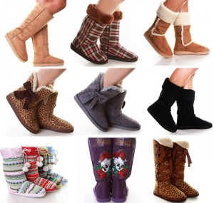 Теплая и красивая зимняя обувь: а такое бывает?