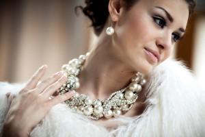 Эта «опасная» бижутерия… Как не испортить образ невесты?