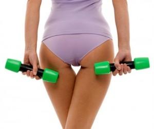 Упражнения для ног с гантелями