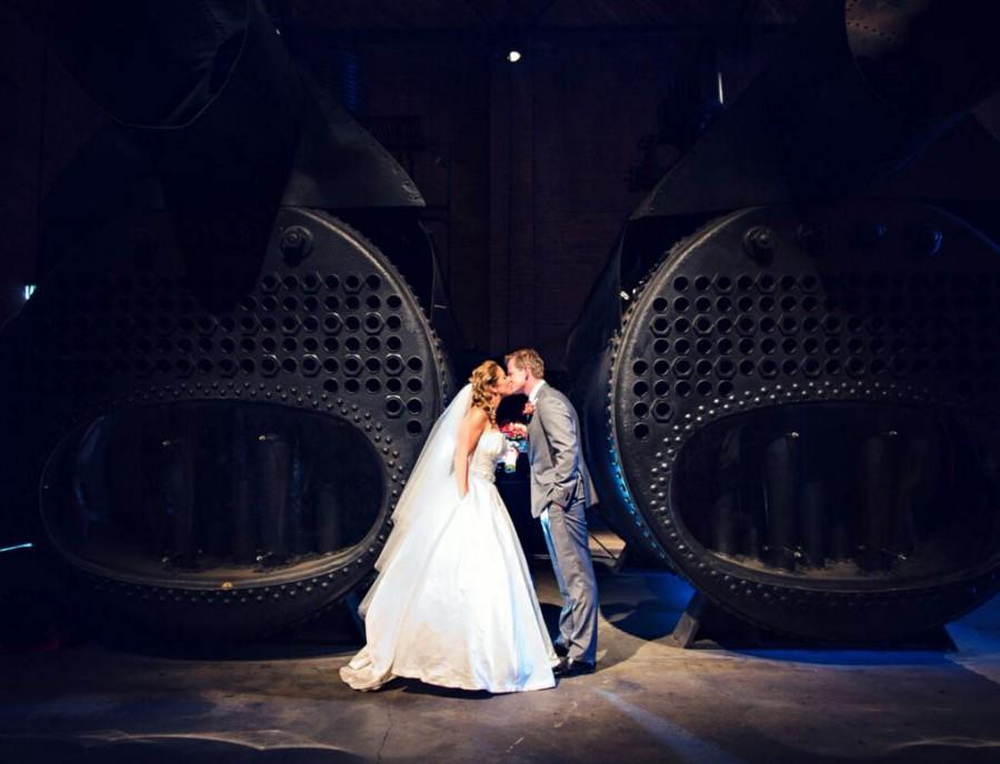 промислові весілля