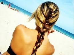 Уход за волосами во время отпуска