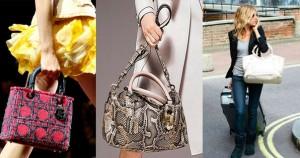 Женская сумочка как элемент гардероба