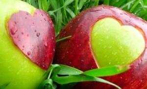 Яблоки помогают снизить холестерин
