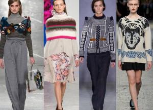 ТЕНДЕНЦИИ ЗИМА ОСЕНЬ 2016/17: Женская мода