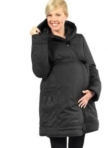Осень во время беременности: как выбрать пальто, чтобы хорошо выглядеть?