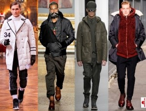 Мужская мода 2013.Куртки.